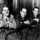 Groucho, Chico and Zeppo