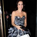Kelly Brook - at Dior Private Dinner in London - 25/11/10