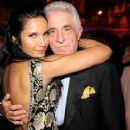 Padma Lakshmi and Ted Forstmann