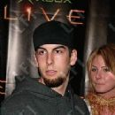 Rob Bourdon and Vanessa Evigan - 340 x 426