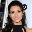 Victoria Justice Naomi and Elys No Kiss List Premiere In Los Angeles