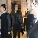 Mila Kunis: go to the jewelry store Vhernier for a charity event