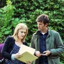 "Emily Rose and Lucas Bryant pics from TV series ""Haven"""