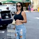 Nikki Bella – Grocery Shopping in Los Angeles - 454 x 741