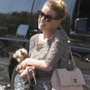 Amber Heard - At Fred Segal In L.A. - August 23, 2010