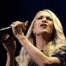 Carrie Underwood – Performing at the Grand Ole Opry in Nashville - 454 x 333