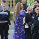 Tyra Banks – 'America's Got Talent' Auditions in Pasadena