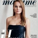 Brie Larson - Madame Figaro Magazine Cover [France] (18 March 2016)