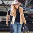 Reese Witherspoon – Arriving for a meeting in Brentwood
