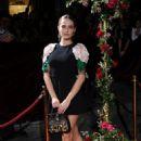 Zoey Deutch – Dolce & Gabbana Boutique Opening Event at Milan Fashion Week 9/25/ 2016 - 454 x 682