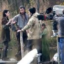Snow White and the Huntsman - Filming