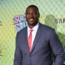Adewale Akinnuoye-Agbaje at 'Suicide Squad' Premiere in New York 08/01/2016 - 454 x 454