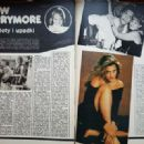 Drew Barrymore - Ekran Magazine Pictorial [Poland] (27 April 1989)