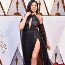 Taraji P. Henson – 2018 Academy Awards in Los Angeles - 454 x 662