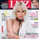 Brenda Gandini - Luz Magazine Cover [Argentina] (9 October 2016)