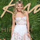 Mollie King – 2017 Fashion Awards in London - 454 x 613