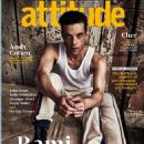 Rami Malek - Attitude Magazine Cover [United Kingdom] (October 2018)