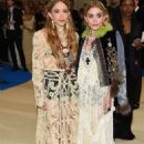 Mary-Kate and Ashley Olsen – 2017 MET Costume Institute Gala in NYC - 454 x 683
