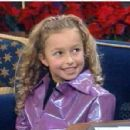 Hayden Panettiere as a little girl