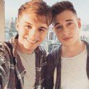Lucas Cruikshank and Matthew Fawcus