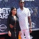 Nicki Minaj 2015 Bet Awards In Los Angeles