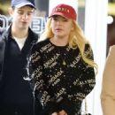 Lindsay Lohan – Arrives at JFK Airport in New York City