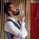 Alfonso Herrera - Open Magazine Pictorial [Mexico] (April 2018) - 454 x 555