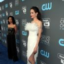 Angelina Jolie : The 23rd Annual Critics' Choice Awards