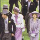 Lady Diana Spencer At The Royal Ascot Race Meeting - 16 June 1981