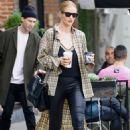 Rosie Huntington Whiteley – On a Coffee Run in West Hollywood - 454 x 683