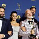 Edgar Ramírez : 70th Emmy Awards