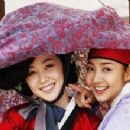 Min-Young Park and Min Seo Kim
