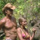 Carmen Electra and John Allen Nelson in Twentieth Century Fox's Baywatch: Hawaiian Wedding - 2003 - 454 x 256