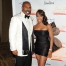 Marjorie Harvey and Steve Harvey - 454 x 681