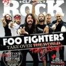 Foo Fighters - Classic Rock Magazine Cover [United Kingdom] (February 2021)