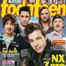 Nx Zero - todateen Magazine Cover [Brazil] (April 2001)
