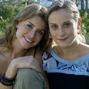 Alinne Moraes and Paula Picarelli
