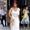 Nicole Scherzinger – Out in New York City during NYFW 2019