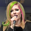 Avril Lavigne - attends the opening ceremony of the Gap Japan flagship store in Tokyo - 03.03.2011