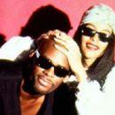 R. Kelly and Aaliyah