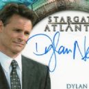 Dylan Neal's autograph - 454 x 326