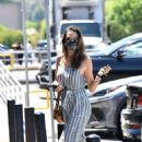 Alessandra Ambrosio – Arrives to DermaCare Facial Clinic spa in Woodland Hills