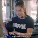 'It's very, very heavy on my body': Barbara Palvin reveals she worked out ten times A WEEK to prepare for the Victoria's Secret Fashion Show - as she gushes over 'perfect' Dylan Sprouse