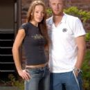 Andrew Flintoff and Rachael Wools - 233 x 423
