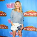 Masiela Lusha – The National Tour of 'Waitress' in Hollywood - 454 x 605