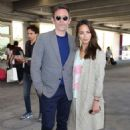Berenice Bejo Arrives at Nice Airport in Cannes - 454 x 681