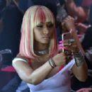 Nicki Minaj – Phillip Plein show Spring Summer 2018 at 2017 New York Fashion Week - 454 x 303