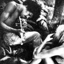 Jimi Hendrix and Joy Bang - 400 x 519