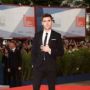Zac Efron premiered his new film, At Any Price, at the Venice Film Festival today, August 31