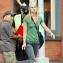Claire Danes - Out & About In SoHo - July 28, 2010